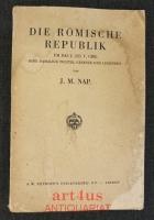 Die römische Republik um das J. 225 v. Chr. : Ihre damalige Politik, Gesetze und Legenden.
