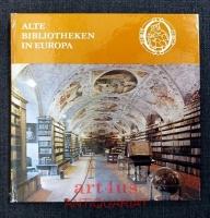 Alte Bibliotheken in Europa.