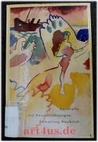Aquarelle und Handzeichnungen des XX.Jahrhunderts : Sammlung Haubrich