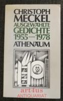 Ausgewählte Gedichte. 1955-1978