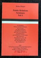 Public Relations Seminare : Teil 1