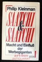 Saatchi-&-Saatchi : Macht und Einfluß der Werbegiganten.