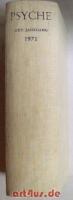 Psyche : Zeitschrift für Psychoanalyse und ihre Anwendungen : 25. Jahrgang 1971 : 1 Band (d.s. alle Hefte)