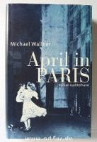 April in Paris : Roman.