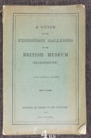 A Guide to the Exhibition Galleries of the British Museum (Bloomsbury).