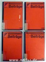 Filmwissenschaftliche Beiträge : 21. Jahrgang : 4 Bde: 1/80 ; 2/80 ; 3/80 ; 4/80