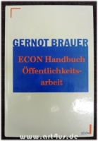 ECON Handbuch Öffentlichkeitsarbeit.
