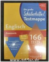 Die große Schülerhilfe Testmappe  Englisch Grammatik  5./6. Klasse