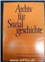Archiv für Sozialgeschichte IV (Band 4)