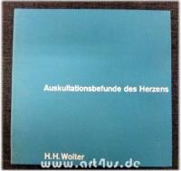 Auskultationsbefunde des Herzens : Mit 4 Schallplatten und 1 Begleitheft.