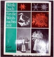 Werkbuch für die Weihnachtszeit.