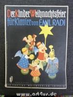 Der Kinder Weihnachtsfeier für Klavier von Emil Radi