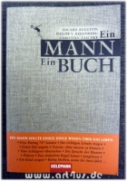 Ein Mann - ein Buch.