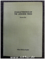 Characteristics of the Japanese Press.