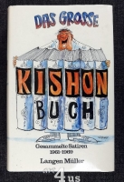 Das grosse Kishon-Buch : Gesammelte Satiren 1961 - 1969. [signiertes Exemplar]