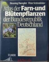 Atlas der Farn- und Blütenpflanzen der Bundesrepublik Deutschland.