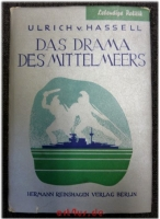 Das Drama des Mittelmeers.