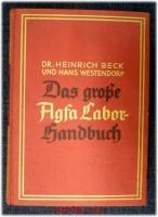 Das große Agfa Labor-Handbuch.