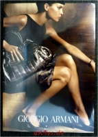 Giorgio Armani : Women`s Accessories : Autumn / Winter 2005 - 2006