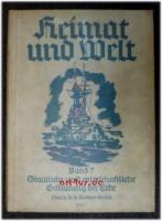 Heimat und Welt : Band 7: Staatliche und wirtschaftliche Gestaltung der Erde.