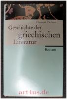Geschichte der griechischen Literatur.