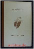 Brücke ins Licht : Gedichte.