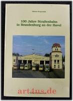 100 Jahre Straßenbahn in Brandenburg an der Havel.
