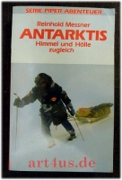 Antarktis : Himmel und Hölle zugleich.