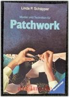 Muster und Techniken für Patchwork.