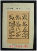 Astrologische Gesetze.
