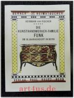 Die Kunsthandwerker-Familie Funk im 18. Jahrhundert in Bern