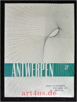 Antwerpen `59 : Tijdschrift der Stad Antwerpen