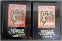 Bernward von Hildesheim und das Zeitalter der Ottonen : 2 Bände