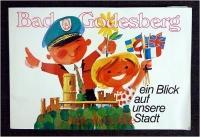 Bad Godesberg, ein Blick auf unsere Stadt : Bildchronik 1964 - 1968
