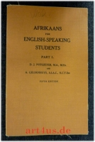 Afrikaans for English-Speaking Students : Part I.