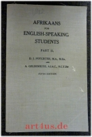 Afrikaans for English-Speaking Students : Part II.