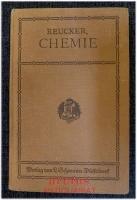 Chemie für höhere Mädchenschulen : Nach den Lehrplänen vom 12. Dezember 1908.