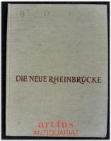 Bonn : Die neue Rheinbrücke : 1949
