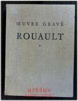 Georges Rouault : Oeuvre gravé : Graphic Work : Graphisches Werk