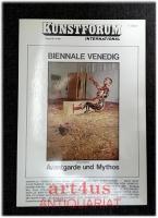 Biennale Venedig : Avantgarde und Mythos