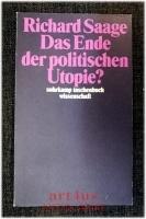 Das Ende der politischen Utopie?.