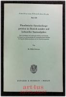 Pluralistische Entscheidungsgremien im Bereich sozialer und kultureller Staatsaufgaben