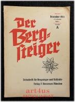 Der Bergsteiger : Zeitschrift für Bergsteiger und Skiläufer : Dezember 1955 : Heft 3 Ausgabe A