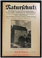 Naturschutz : Monatsschrift für alle Freunde der deutschen Heimat, 15. Jahrgang 1933 ; Nr. 2, mit dem amtlichen Nachrichtenblatt für Naturdenkmalpflege 11. Jahrgang 1933 ; Nr. 2