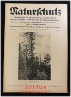 Naturschutz : Monatsschrift für alle Freunde der deutschen Heimat, 15. Jahrgang 1933 ; Nr. 3, mit dem amtlichen Nachrichtenblatt für Naturdenkmalpflege 11. Jahrgang 1933 ; Nr. 3