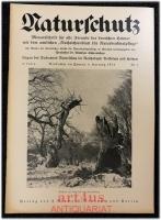 Naturschutz : Monatsschrift für alle Freunde der deutschen Heimat, 15. Jahrgang 1934 ; Nr. 4, mit dem amtlichen Nachrichtenblatt für Naturdenkmalpflege 11. Jahrgang 1934 ; Nr. 4