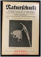 Naturschutz : Monatsschrift für alle Freunde der deutschen Heimat, 15. Jahrgang 1934 ; Nr. 5, mit dem amtlichen Nachrichtenblatt für Naturdenkmalpflege 11. Jahrgang 1934 ; Nr. 5