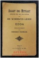 Asgart und Mittgart : das goldene Hausbuch der Germanen