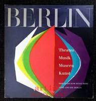 Berlin : Theater, Musik, Museen, Kunst ; Berlin ist eine Reise wert - Come and see Berlin.