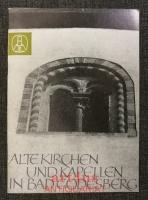 Alte Kirchen und Kapellen in Bad Godesberg.